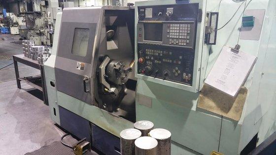 1993 Mori Seiki SL-25B/500 2-Axis
