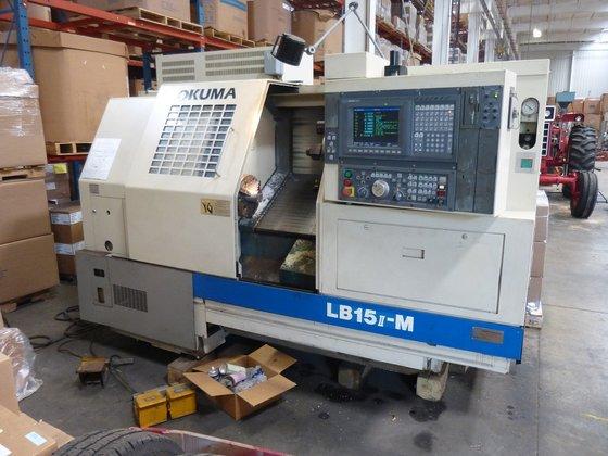 1995 Okuma LB-15M Mark II