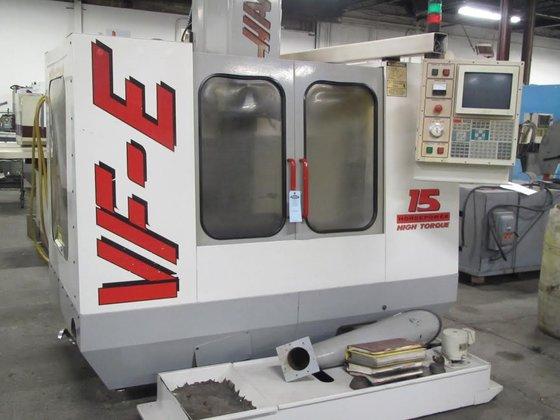 1997 Haas VF-E Vertical Machining