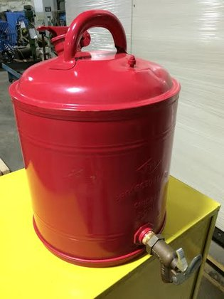 Protectoseal Model 207V Flammable Liquid