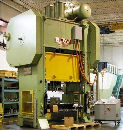800 Ton Blow Model SC2-800-96-60