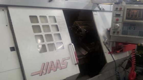 1996 Haas HL-2 2-Axis CNC