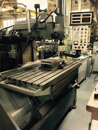 Deckel FP4L Universal Milling Machine