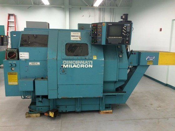 Cincinnati Milacron Cinturn AT CNC