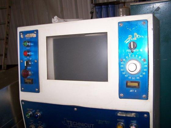 Flow Technicut Waternife 105 CNC