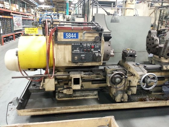 Warner & Swasey Model M-3500