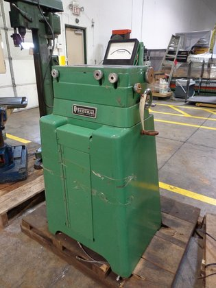 Federal Model 136 Electronic Gaging