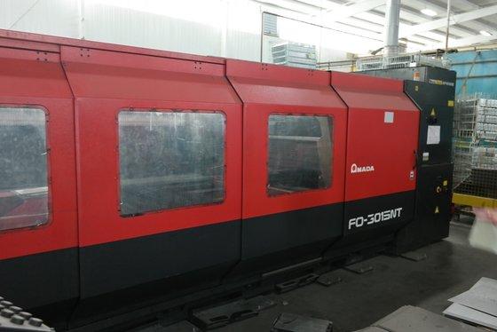 2006 4000 kW Amada Model
