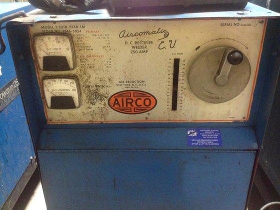 Airco Aircomatic Model 2:5DTR-224B-SM 250