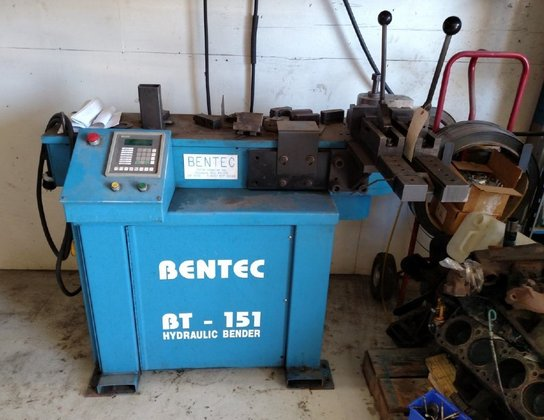 Bentec Model BT-151 Hydraulic Tube