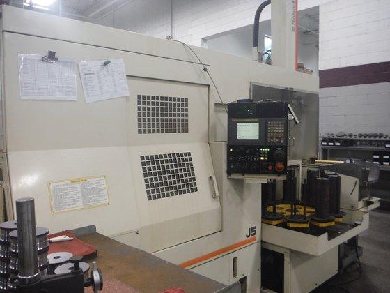 2002 Wasino LJ-5 CNC Turning