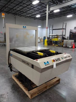 Midaco Series 40A Pallet Changer