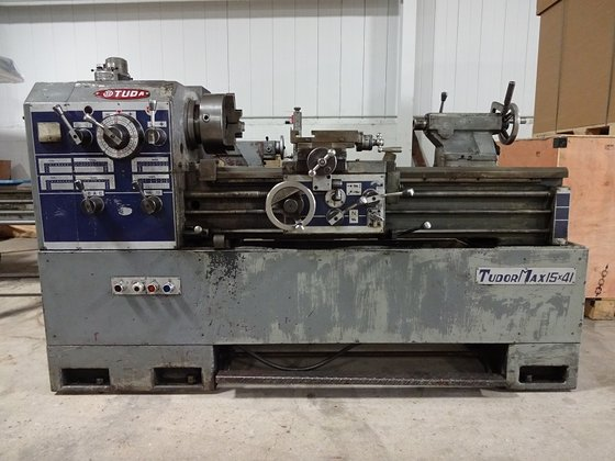 """1983 Tuda TudorMax 15X41 15"""""""