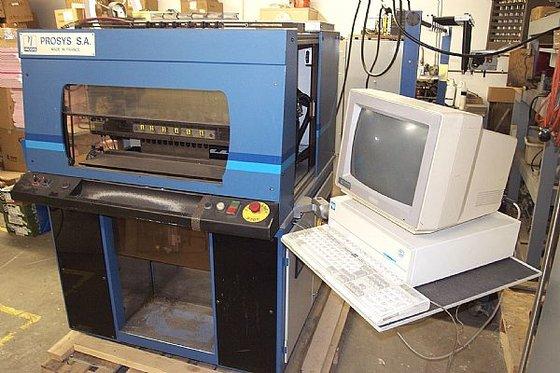 1994 MCS Prosys 6X55 CNC