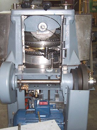 Manesty Powdered Metal Compacting Press