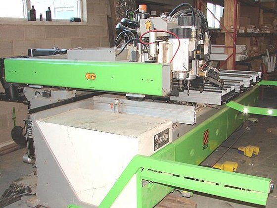 Biesse 321-R Rover CNC Router
