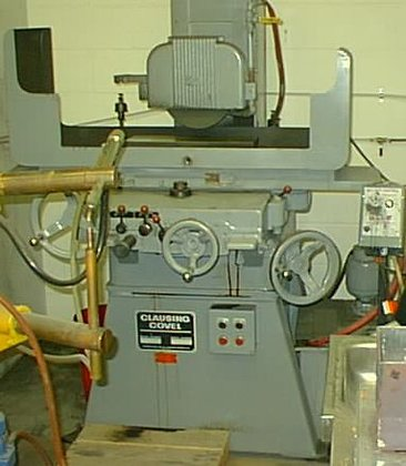 "10"" X 16"" Clausing-Covel Hydraulic"