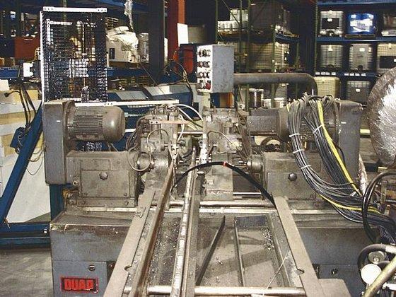 Duap ZS-30-K Double End Automatic