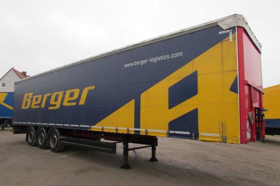 2013 Berger SAPL 24 LTN - Tautliner - Zertifikat Nr.: 297 in ...