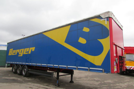 2014 Berger SAPL 24 LTN - Tautliner - Zertifikat Nr.: 434 in ...