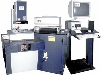 Optical Gaging Products IQ 1000
