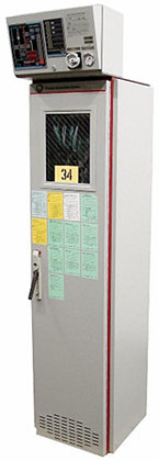 SDC Gas Cabinet 35307 in