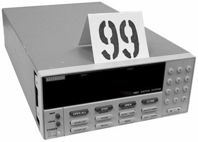 Keithley 7001 36169 in Freehold