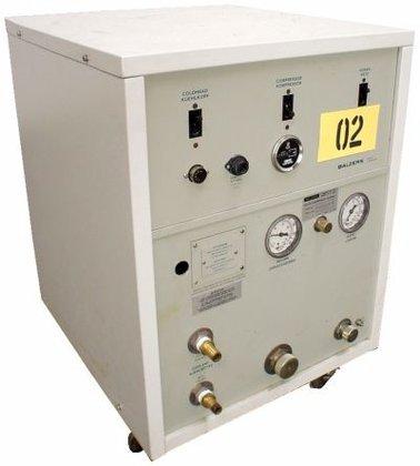 Balzers UC-010 875-TA Cryo Compressor