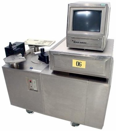 Particle Measuring SAS 5800 43516