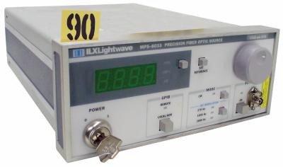 ILX Lightwave MPS-8033/1550 nm DFB