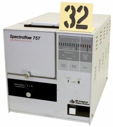 Applied Biosystems Spectroflow 757 45123