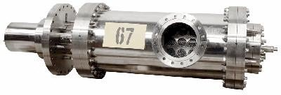 Source High vacuum parts in