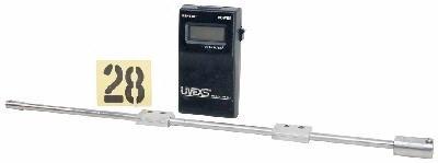 Uvexs PM 600 Ultraviolet Intensity
