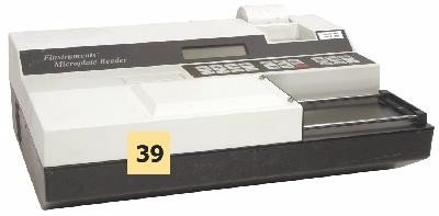Finstruments 347 Microplate Reader in