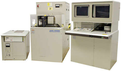 Jeol JWS-7500E In-Line Wafer Inspection