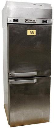Hobart QLFI Combination Refrigerator Freezer