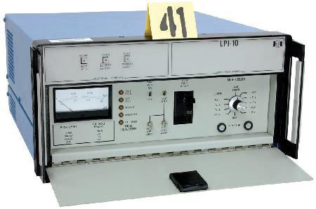 ENI LPI-10 Linear Pulsed Amplifier