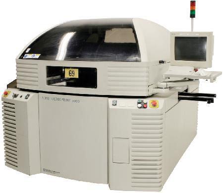 Speedline/MPM UP3000/A Ultraprint 3000™ Stencil