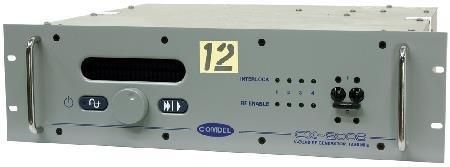 Comdel CXV-2000 Virtual-Quad Series RF