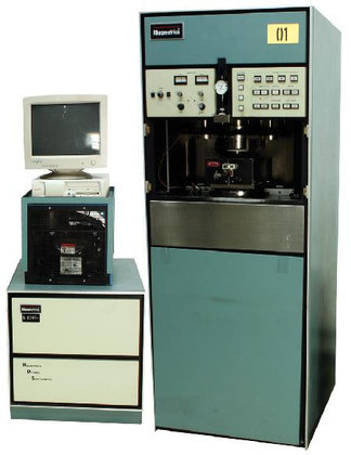 Rheometrics RDS-II Dynamic Spectrometer in