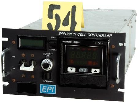 EPI H818-D4 Effusion Cell Controller