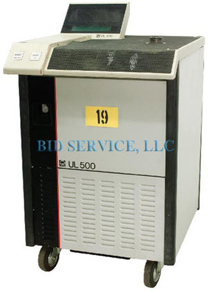 Leybold UL 500 54436 in