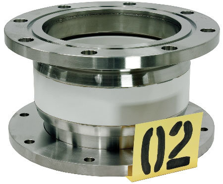 Insulating Flange Non-conducting ring in