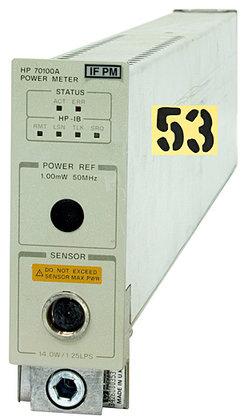 HP 70100A Power Meter Module