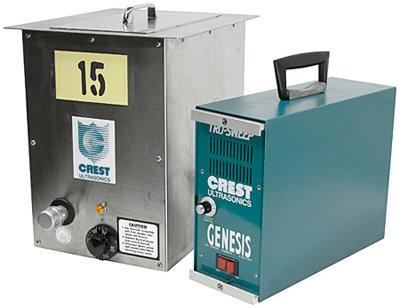 Crest Ultrasonics 4HT-710-3 55687 in