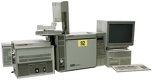 HP 5890A/5970 MSD 56289 in