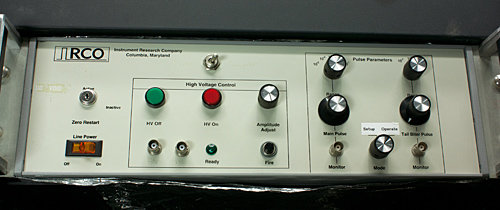 Instrument Research High Voltage Power