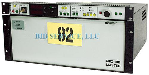 Advanced Energy MDX 10K DC