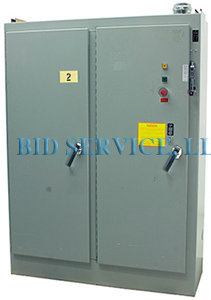 Hoffman A-72XM5416 Distribution Panel in