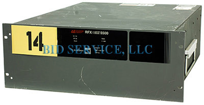 Advanced Energy RFX II 5500